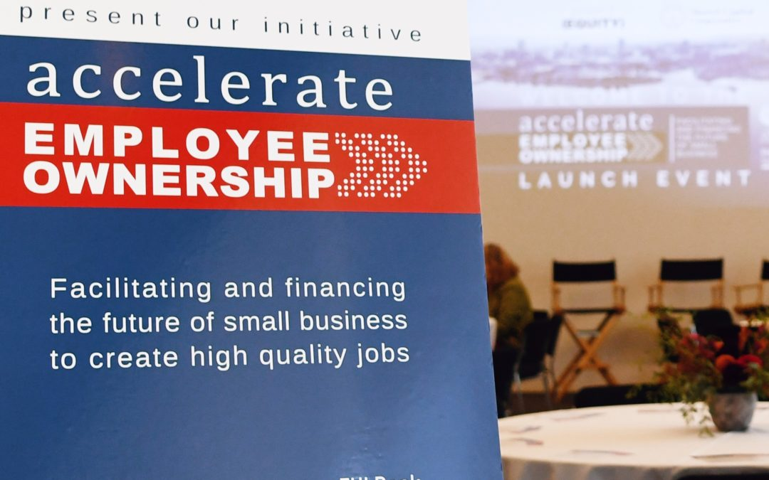 Project Equity and Shared Capital Launch Accelerate Employee Ownership