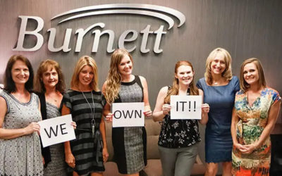 Burnett Specialists: The Perfect Solution